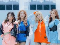Nhóm S Girls đồng loạt khoe chân dài trong MV mới