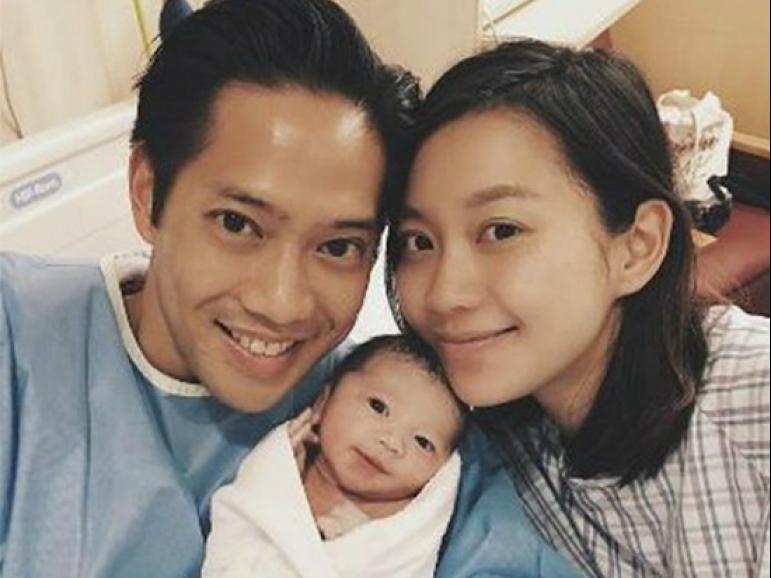 Mỹ nữ TVB Dương Ái Cẩn hôn nhân hạnh phúc dù mang tiếng hồ ly cướp chồng