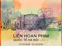 Liên hoan Phim quốc tế Hà Nội lần thứ V: Ngày hội để điện ảnh Việt 'chiêu đãi' bạn bè quốc tế
