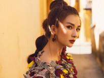 'Sát thủ hoa hồng vàng' Kim Tuyến khoe góc nghiêng thần thánh trong nắng Hội An