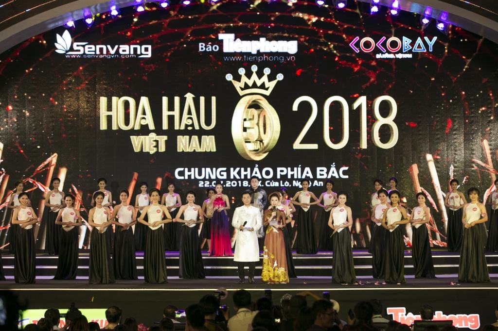 dem chung khao phia bac hoa hau viet nam 2018 ky tich la co that