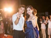 Bình An và Á hậu Phương Nga tình tứ trên thảm đỏ 'Miss World Việt Nam 2019'
