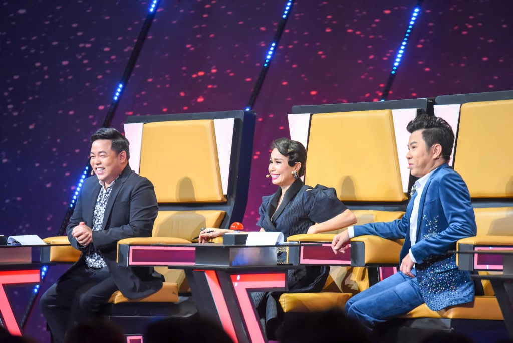 chinh thuc lo dien top thi sinh vao ban ket the voice giong hat viet 2019