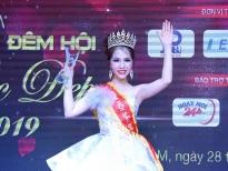Thái Ngọc Thanh nhận vương miện tại 'Đêm hội sắc đẹp'