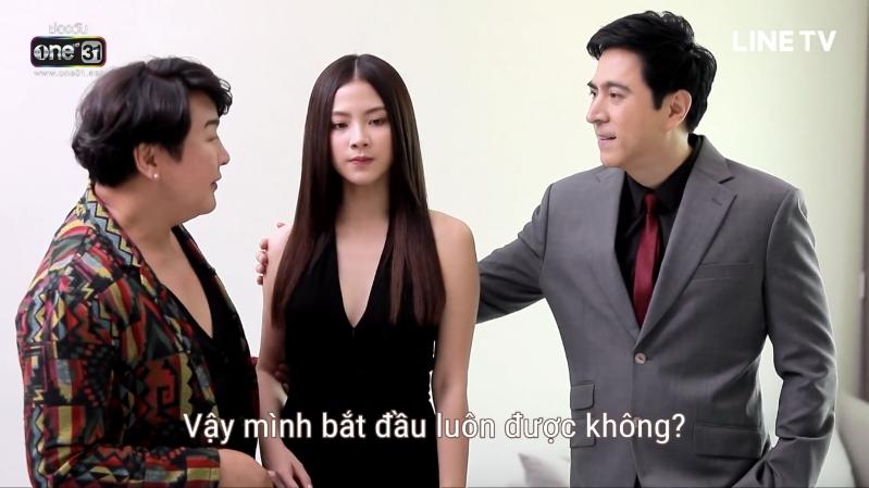 chiec la cuon bay tap 9 rangrong noi con ghen chatchawee bo nha theo nira
