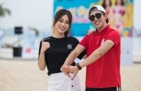 Phương Nga - Bình An 'song kiếm hợp bích' tại Người đẹp thể thao