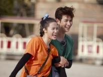 Đông Nhi khiến Song Luân 'bị khớp' trong 'Chạy đi chờ chi'