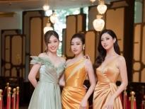 Soi độ nóng bỏng của Hoa hậu Đỗ Mỹ Linh, Lương Thùy Linh và Á hậu Phương Nga