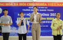 hoa hau khanh van tu van huong nghiep tai dai hoc quang trung binh dinh