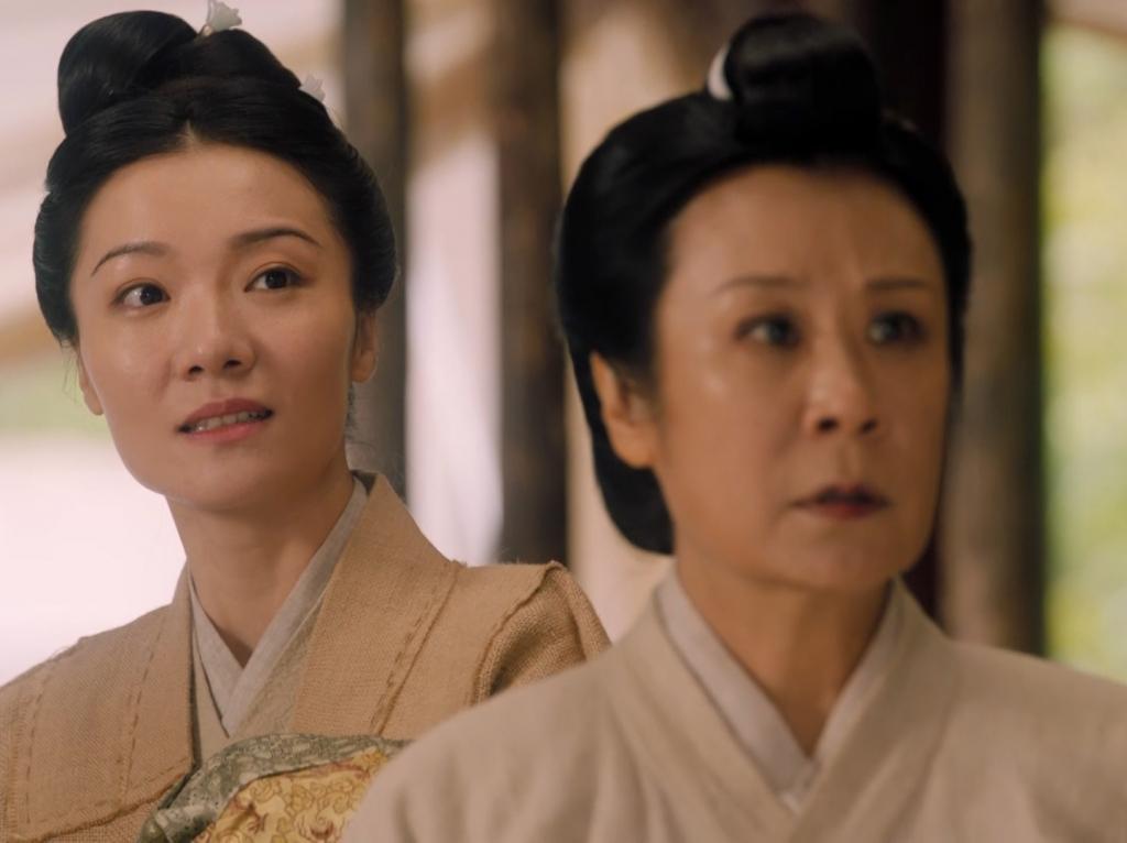 'Đại Tống cung từ': Mỹ nữ Lưu Đào hóa 'tiểu tam', nam thần Châu Du Dân cũng hóa 'sở khanh' không kém cạnh