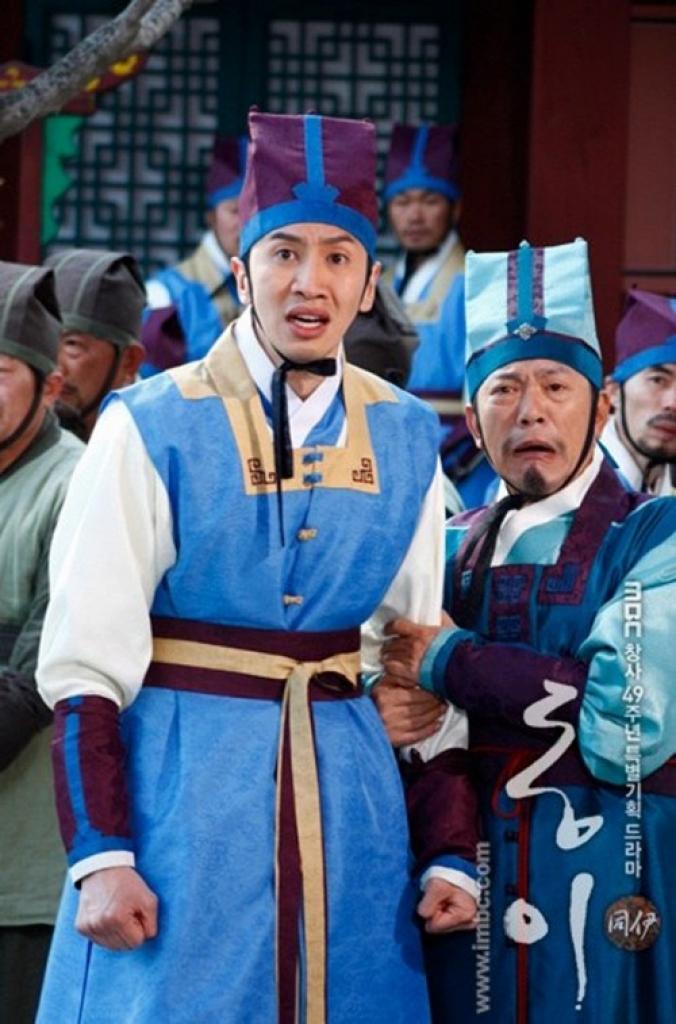 vai dien chinh trong live lieu co la buoc ngoat su nghiep cua lee kwang soo