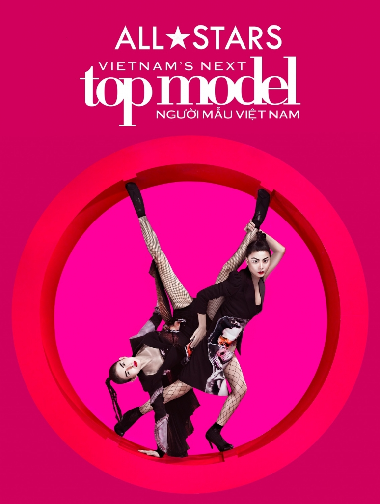 thuy duong xa c la p ky lu c mo i tai vietnams next top model all stars 2017