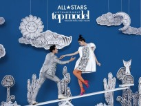 thuy duong xa c la p ky lu c mo i tai vietnams next top model all stars 2017