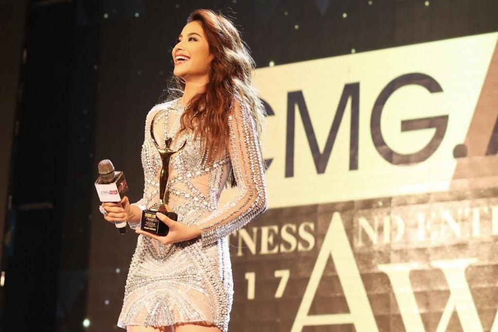 du doan cac guong mat thay the ho ngoc ha vu cat tuong tai cmg fitness entertainment awards 2018