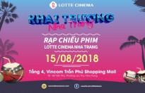 lotte cinema khai truong cum rap tai bac ninh