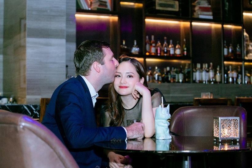lan phuong cung chong tron con gai di ham nong tinh yeu