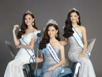 top 3 miss world viet nam thuy linh kieu loan tuong san than thai kho cuong ra mat cong chung