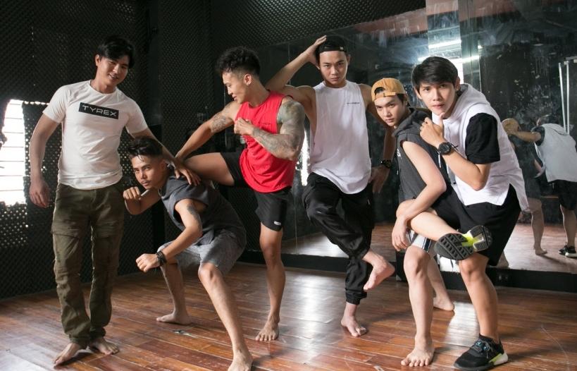 web drama san rong hap dan voi de tai trinh tham hanh dong