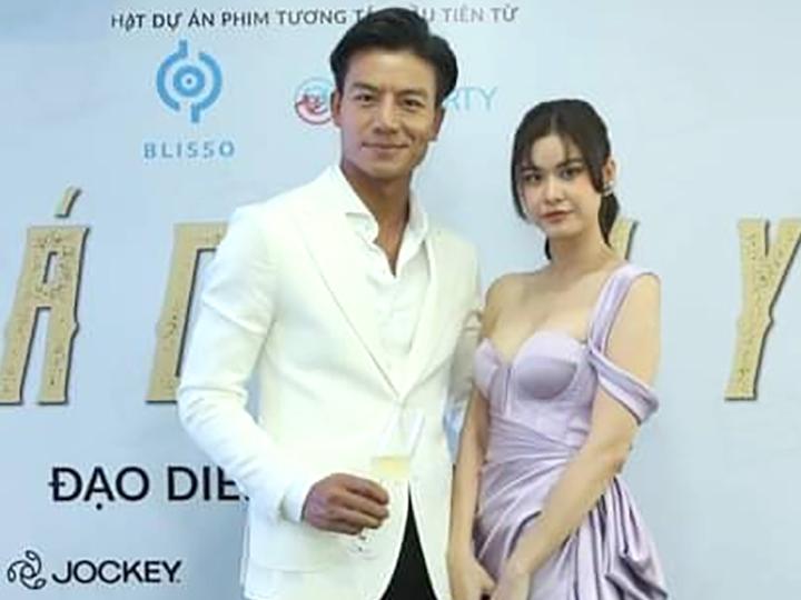 Trương Quỳnh Anh lần đầu tiên đóng cảnh nóng trong phim ngắn 'Cách ly'