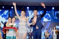 cap doi hoang hieu quynh nhu xuat sac dang quang quan quan vietnam fitness model 2017