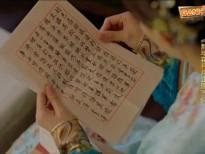 'Năm ấy hoa nở trăng vừa tròn': Tiết lộ nội dung bức thư biến Trần Hiểu thành kẻ thù của Tôn Lệ