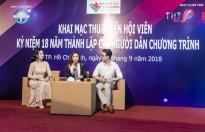khoi dong cuoc thi tuyen nguoi dan chuong trinh hcms next top mc 2018
