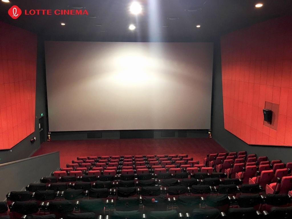 tung bung khai truong lotte cinema phu ly