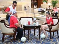 Cầu thủ nhí khiến Hòa Minzy và Hiếu Hiền phải bật khóc