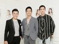 MC Phan Anh & nam thần Võ Cảnh bảnh bao dự sự kiện tại Nha Trang
