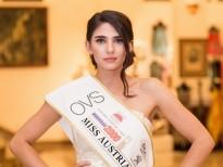 Hoa hậu Áo khẳng định tân 'Hoa hậu Việt Nam' là đối thủ đáng gờm tại 'Miss World 2018'