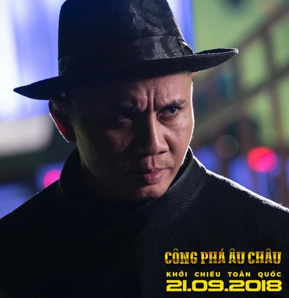 cung le va tao hinh sat thu trong phim hanh dong cong pha au chau
