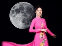 Á hậu Lý Kim Thảo hoài niệm Tết Trung thu của tuổi thơ