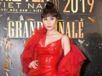 a hau hoang hanh long lay nhu nu hoang tren tham do mister vietnam 2019