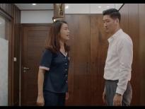 'Hoa hồng trên ngực trái' tập 13: Khuê mắng chồng, Bống khóc than với bà nội chuyện bố mẹ ly hôn