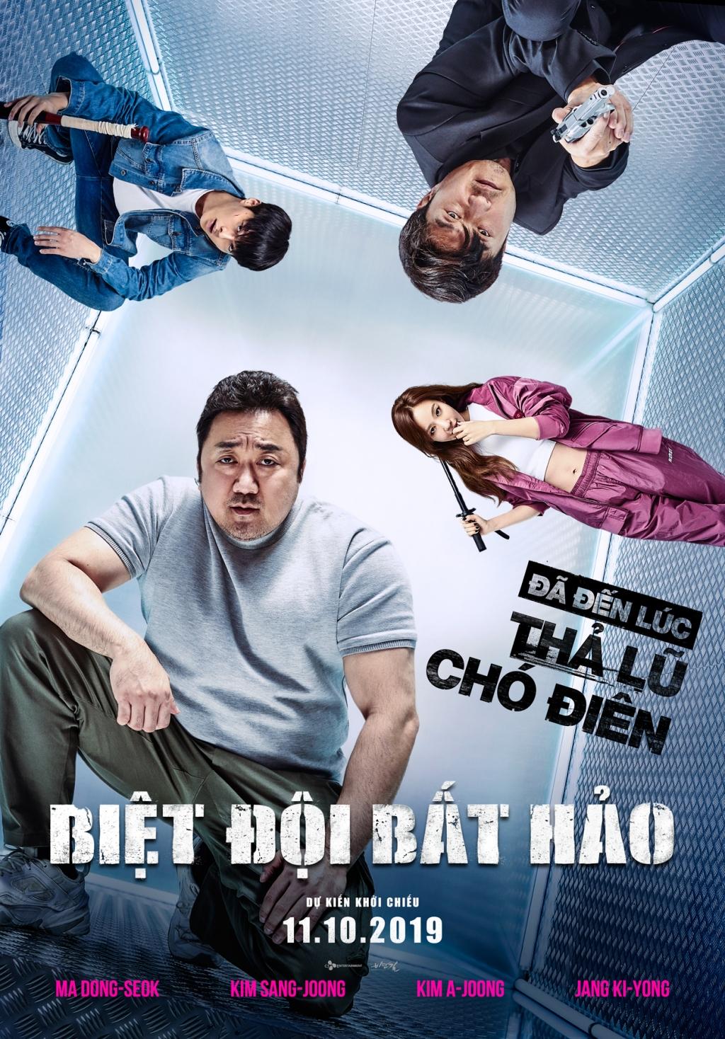 biet doi bat hao cua kim a joong va ma dong seok dan dau phong ve han 6 ngay lien tiep