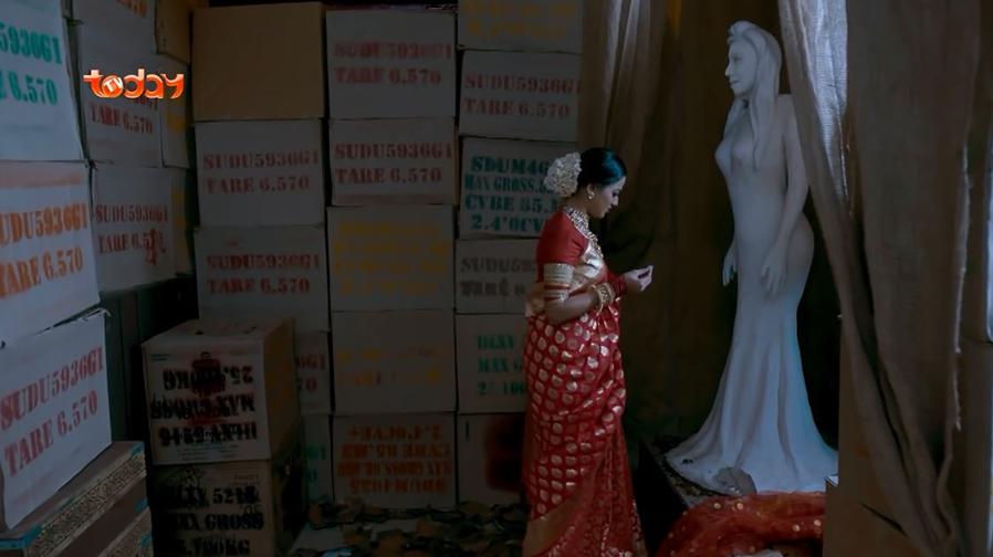 'Cuộc đua tình ái': Riddhima thừa nhận tình yêu dành cho Vansh trước mặt Kabir