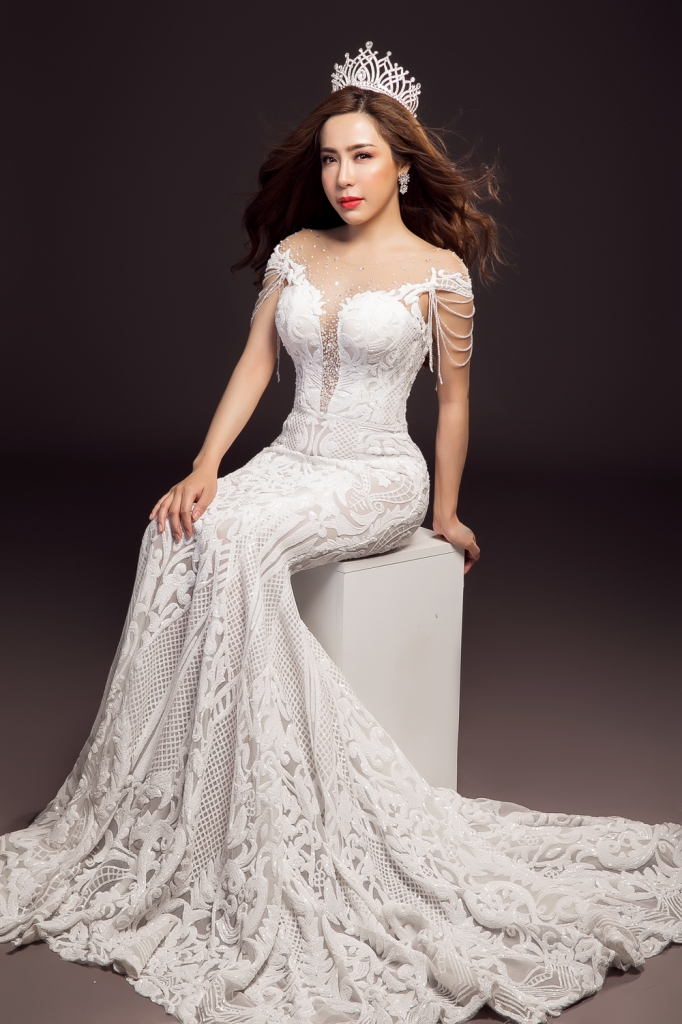 a khoi mai dieu linh tro thanh dai su kep cua miss perfect global beauty 2017 va cosmolife x business