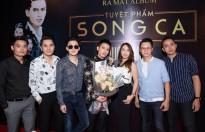 Dàn nghệ sĩ tấp nập đến chúc mừng Quốc Thiên ra mắt Album 'Tuyệt phẩm song ca'