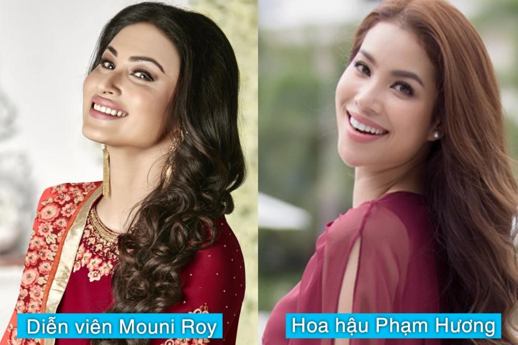 hoa hau pham huong tim duoc chi gai sinh doi tai an do