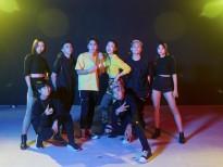 Khánh Vy và Osad tự tin khoe vũ đạo đậm chất KPop trong phiên bản dance 'Người âm phủ'