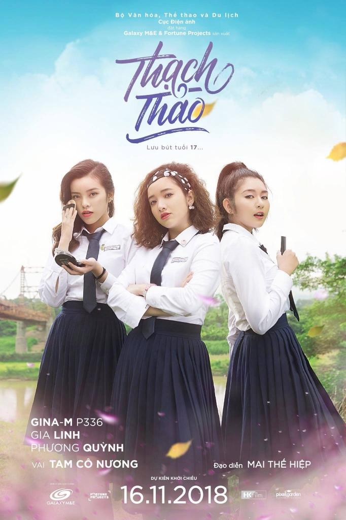 gina m p336 lan dau dong vai phan dien trong phim thach thao
