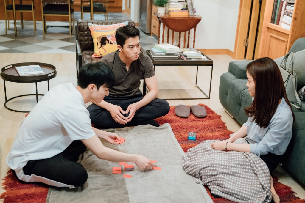 ha seok jin dep trai khong bao gio sai