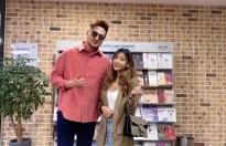 Katleen Phan Võ hội ngộ ca sĩ Kim Tae Woo