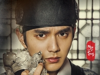 yoo seung ho mai lam vua trong mat na quan chu mat an mat ngu giam 5kg
