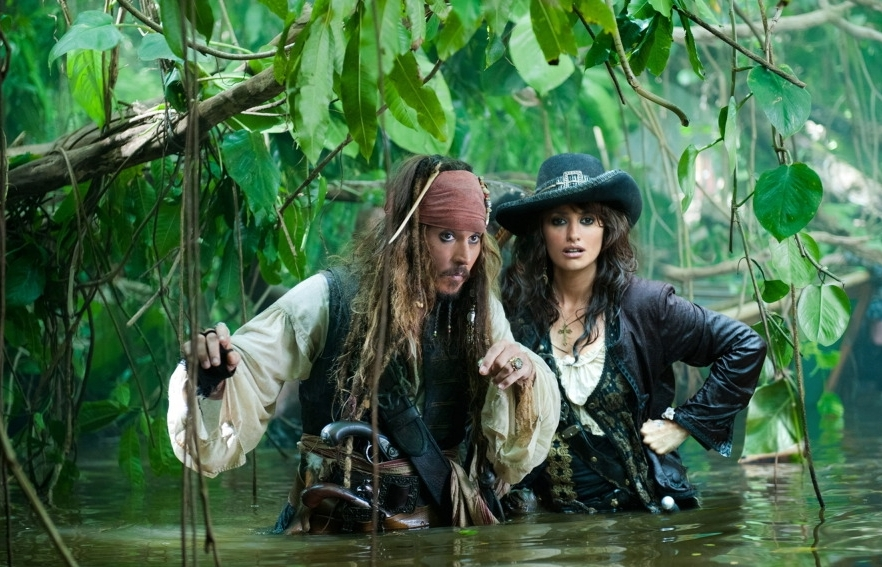 johnny depp chinh thuc roi bang pirates of the caribbean cuop bien caribe