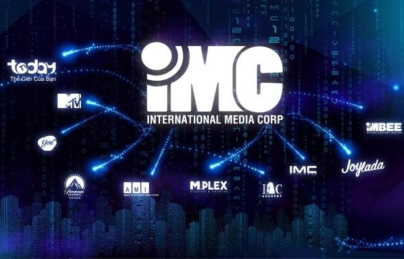 Những cột mốc đưa IMC trở thành Tập đoàn hàng đầu ngành truyền thông đa phương tiện