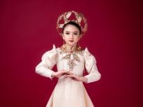 Diễm Quỳnh: Mẫu nhí bản sao Hương Giang diện áo dài lấy cảm hứng từ thần thoại Hy Lạp