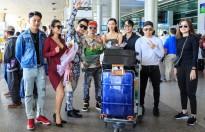 Quách Tuấn Du ra sân bay đón Vua Pocker người Mỹ gốc Việt Quí Nguyễn