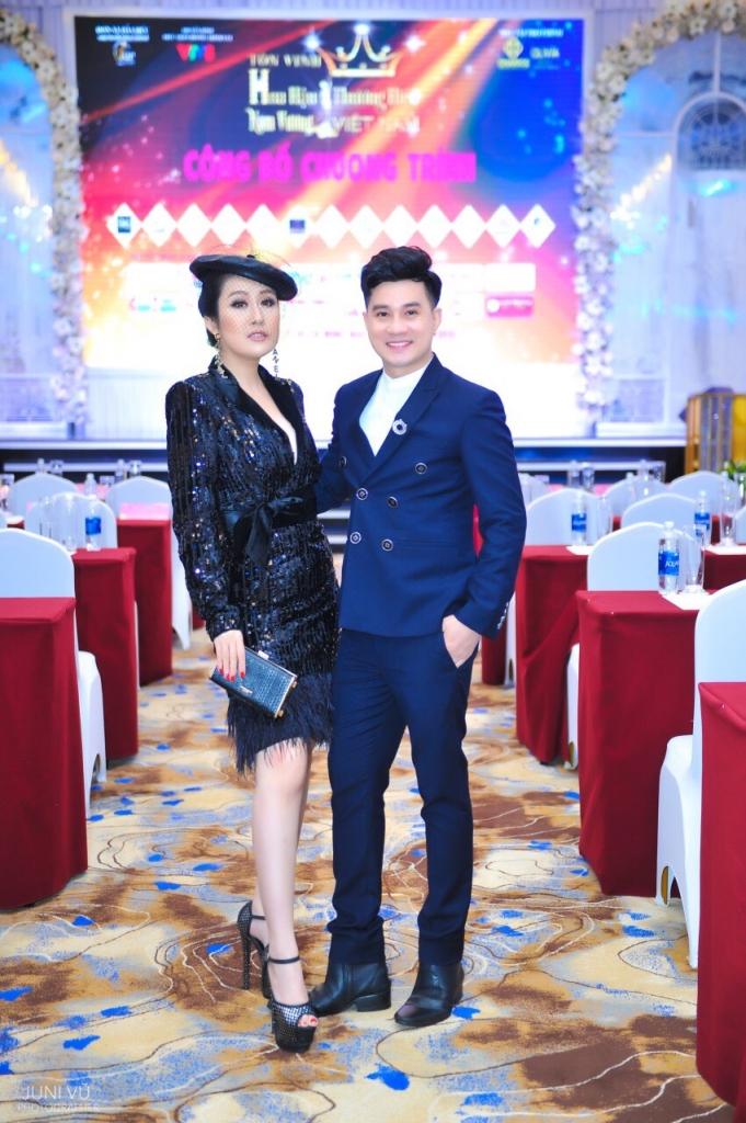 mc minh hung dong hanh cung hoa hau nam vuong thuong hieu viet 2018