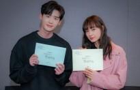 Buổi đọc kịch bản 'Romance Supplement': Tình địch, em trai 'chị đẹp' Son Ye Jin sẽ ngăn cản tình yêu của Lee Na Young và Lee Jong Suk?